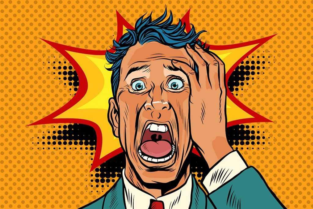 crise de panique pour les marchands de biens